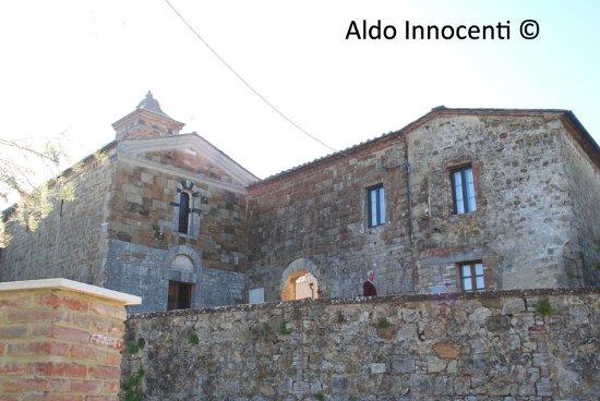 Pieve dei Santi Giusto e Clemente a Casciano di Murlo 2
