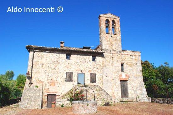 Murlo, Włochy: Pieve di Santa Cecilia a Crevole 1