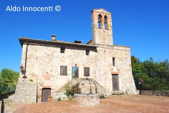 Murlo, Italien: Pieve di Santa Cecilia a Crevole 2