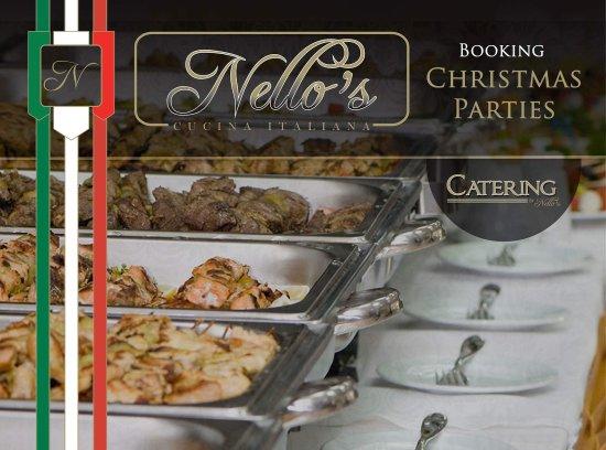 St. Albert, แคนาดา: Nello's Restaurant