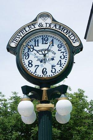 Cedarburg, WI: Wem die Zeit schlägt....!