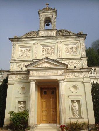 Chateau de Rochecotte: Chapel