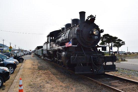 Garibaldi, Oregón: Arrival in Rockaway Beach