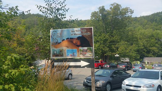 Saint Hippolyte, Canada: SPA on site