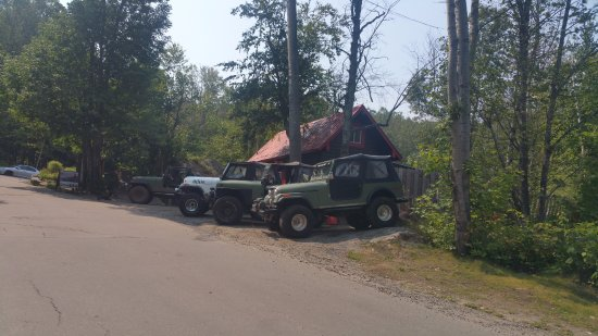 Saint Hippolyte, Kanada: Jeep  Adventure