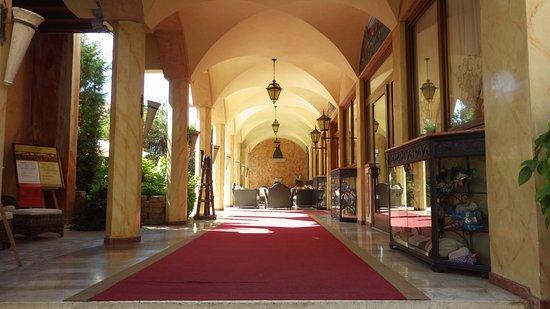 Hotel Belle Arti: Entrée