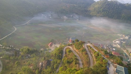 Ha Giang, Vietnam: Lung Cu Flash tower