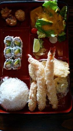 Mamaroneck, Νέα Υόρκη: Tempura Shrimp