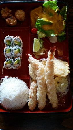 Mamaroneck, Нью-Йорк: Tempura Shrimp