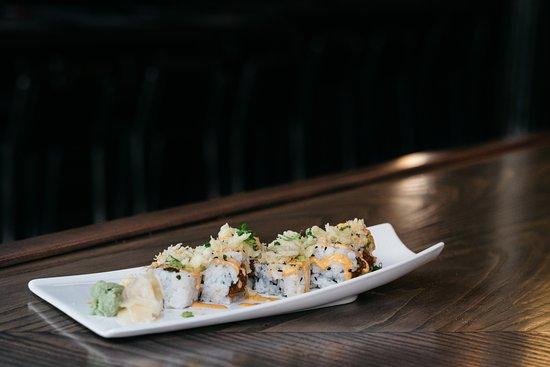 CO: Spicy Tuna Crunch Roll