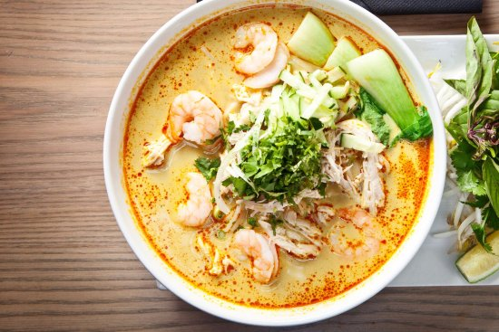 CO: Curry Laksa