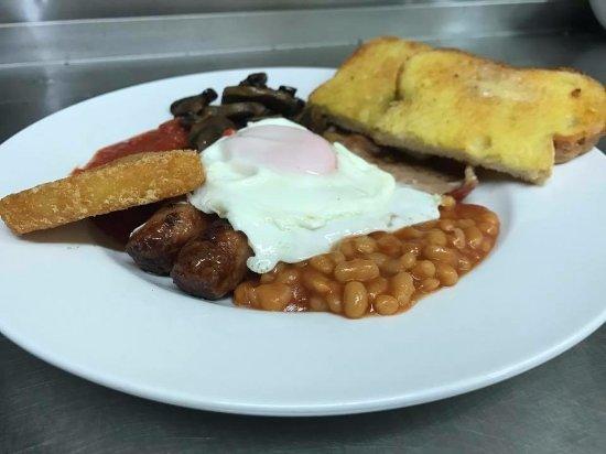 Burntwood, UK: Small English Breakfast