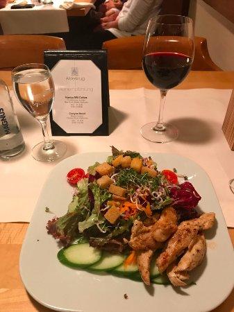 Best Western Premier Alsterkrug Hotel : Dinner