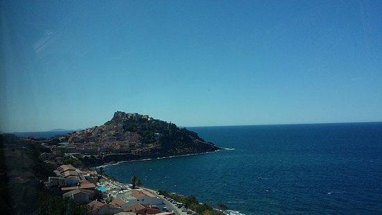 Castelsardo, Italia: vista