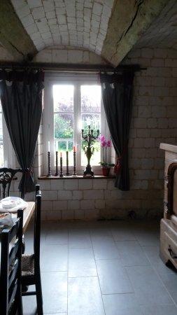 Pas-de-Calais, France: Breakfast/dining room