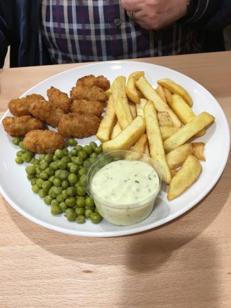 Yeadon, UK: Morrison's Cafe