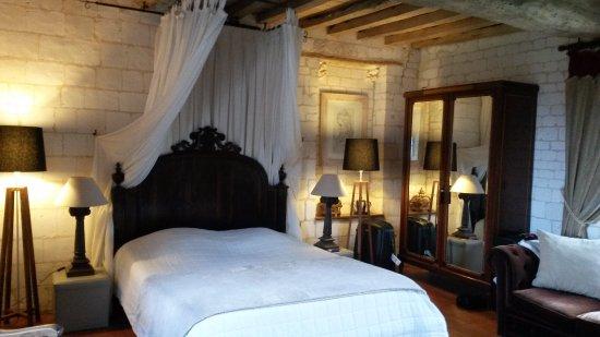 Pas-de-Calais, Francia: Bedroom