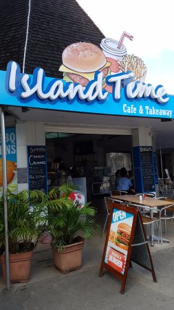 Island Time Cafe Takeaway Port Vila Omdömen om
