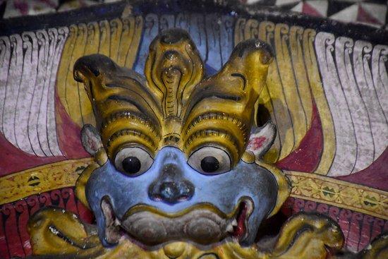 Dambulla, Sri Lanka: guardián