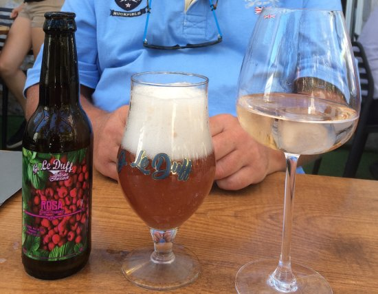 Ruoms, Frankrike: biere régionale