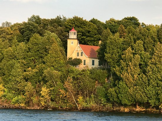 Fish Creek, WI: Lighthouse