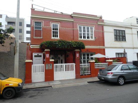 Casa De Huespedes Porta Photo