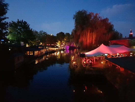Photo of Restaurant Club der Visionaere at Am Flutgraben 2, Berlin, Germany