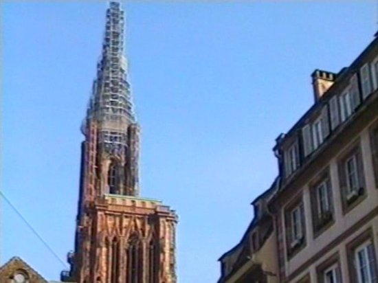 Katedral Strasbourg: Страсбургский Собор
