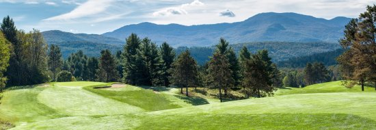 The Stowe Country Club: Hole #3