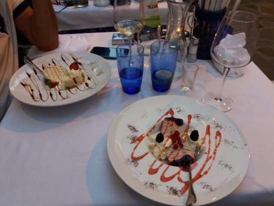 Ristorante Taverna Al Canevon: Dessert