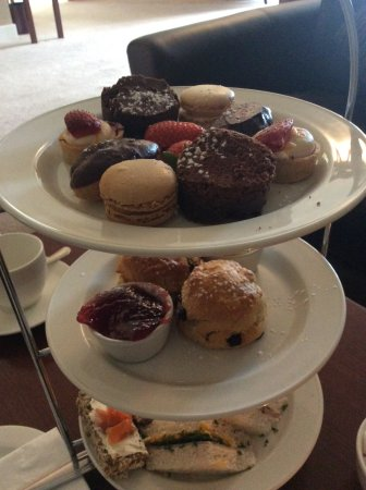 Moate, Ιρλανδία: Afternoon tea