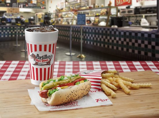 Fishers, IN: Chicago Style Hot Dog Meal