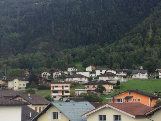 Agarn, Switzerland: Il paese