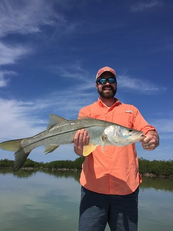 Ankle deep fishing adventure tours is it worth visiting for Deep sea fishing key largo