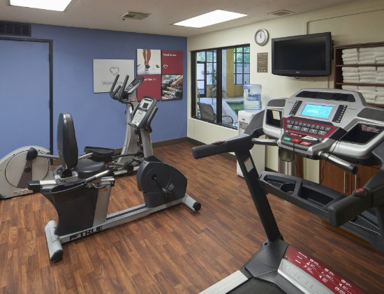 State College, PA: Fitness Center