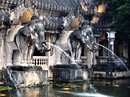 Kamala, Thailand: Сказочный «Palace оf the Elephants» - 02