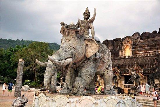 Kamala, Thailand: Сказочный «Palace оf the Elephants» - 03