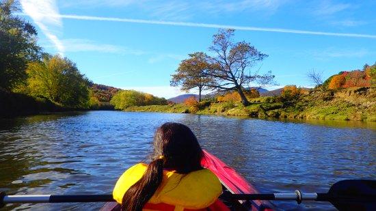 Canoe & Co.: Canoe et Kayak excursion riviere Missisquoi -Canoe &Co Glen Sutton