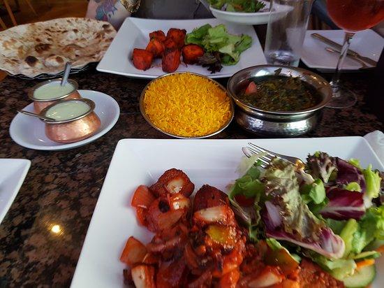 Maharajah Indian Restaurant: 20170918_190212_large.jpg