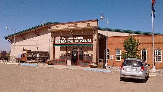 Hardin, MT: The museum