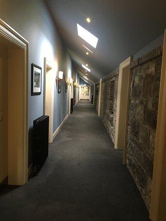 Glaslough, Irlanda: Bedroom Corridor