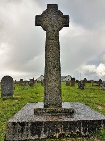 Islay, UK: Kilchoman Cross