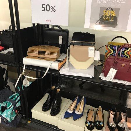 Shopping à Myeongdong : photo1.jpg