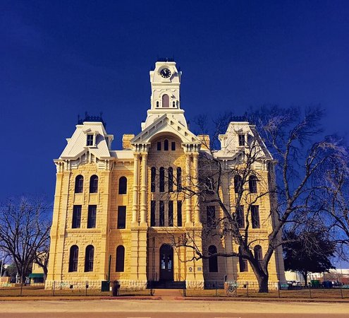 Hillsboro, TX: Hill County Courthouse