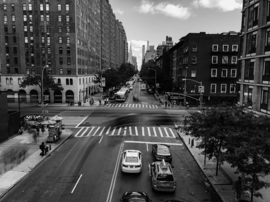 Street View Taken From High Line Picture Of New York Street