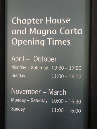 Salisbury Cathedral and Magna Carta: photo9.jpg