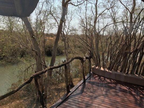 Madikwe Game Reserve, Sudáfrica: Sanctuary Makanyane Safari Lodge