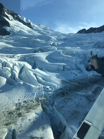 Glacier Air: 'reach out and touch' that Glacier!