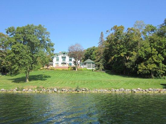 Lake Geneva, WI: Nice house