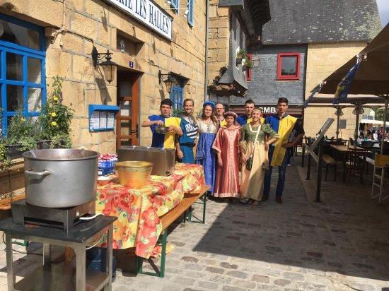 Le Faou, Francia: Les f^tes médiévales du Faou